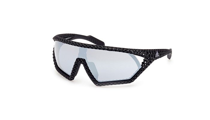 Des lunettes de soleil de sport imprimées en 3D chez Adidas