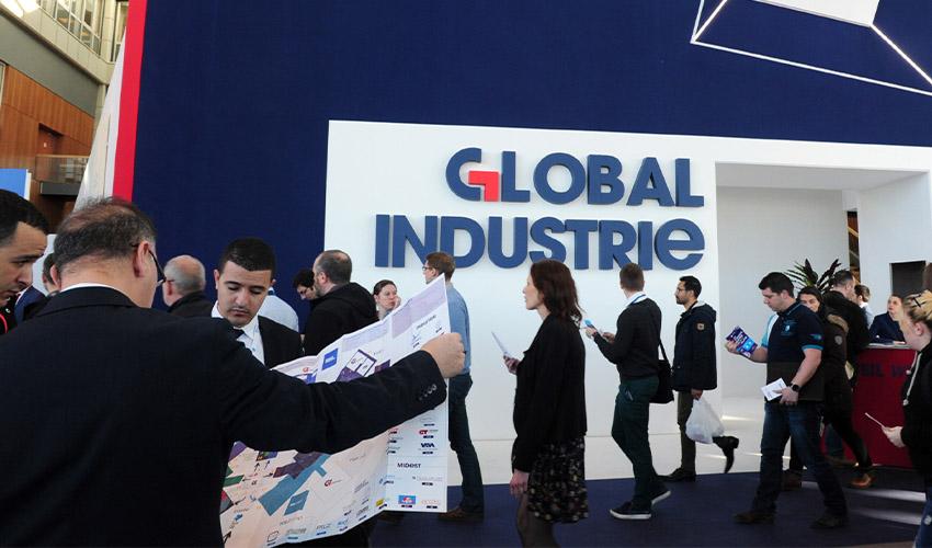Salon global industrie 3D