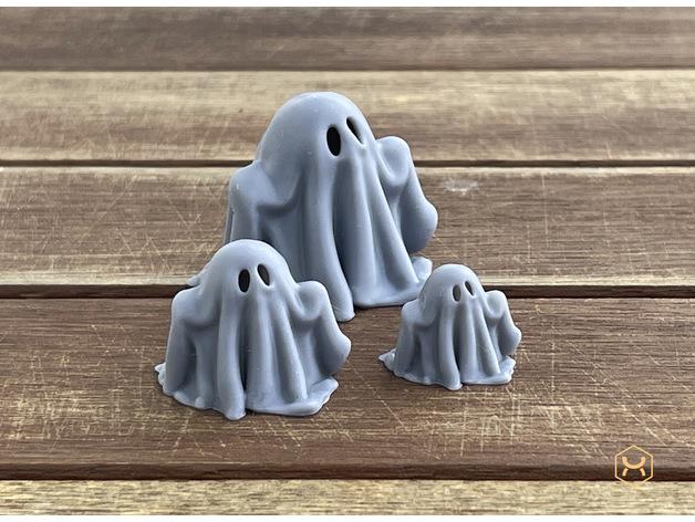 fantômes 3d